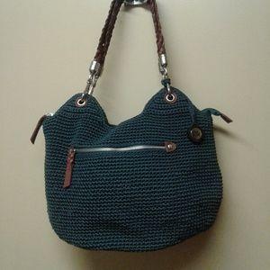 The Sak Indio Crochet Purse